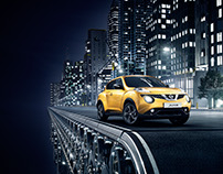 Nissan Juke - Designed To Thrill Campaign