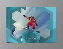 Ski/Snowboard Winter Brochure