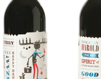 Holiday 'Harold' Wine Promo 2010