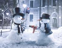 Pepsi - Happy Holidays