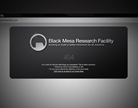 Black Mesa Incident ARG