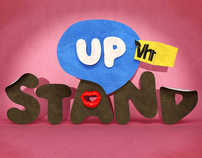 Stand up on Vh1