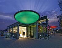 Supermarkt Wim Kan Plein Almere