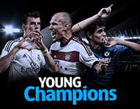 adidas Young Champions 2015