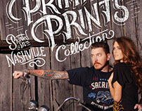 Straw Castle - Primitive Prints - Fall Collection
