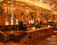 LES AMIS Coffee Bar, 2007