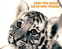 Save our Tigers - Campaign