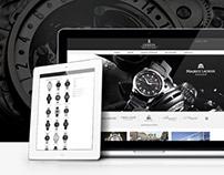 Geneva Watches Ukraine Website