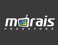 Morais Produtora - Rebrand & Logo Animation