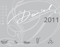 Daniel Calendar 2011