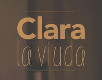 Clara - la viuda
