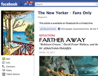 Test 1 - new yorker and facebook