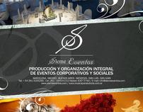 Sleme Eventos; Producción y Organización de Eventos