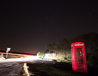 Dartmoor - November Night/Astro-Photography