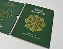 Brochure Promoting QuranWorks App
