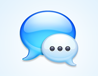 Messages app custom icon