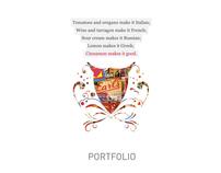 Cinnamon Creative Portfolio 2011