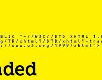HTMLing