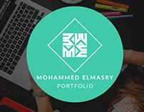 El-Masry Responsive Portfolio Theme  - UI - UX Design