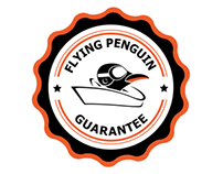 Flying Penguin Rebrand