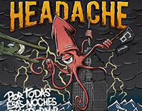 Headache 61 album cover