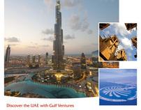 Gulf Ventures Posters & Flyers - Dubai, U.A.E.