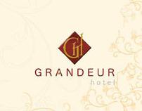 Brochures & Flyers - Grandeur Hotel, Dubai, U.A.E.