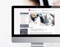 JK Development Website