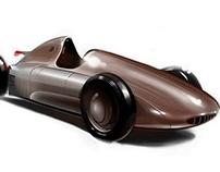Porsche 360 Cisitalia