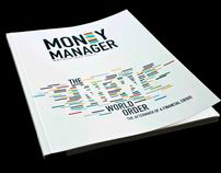 Money Manager- Magazine Design for IIM-A
