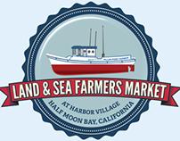 Half-Moon Bay Farmers Market Logo