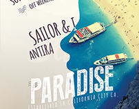 Paradise Summer Poster