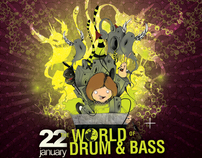 12 years HMSU - the World of Drum and Bass