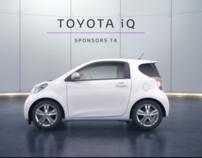 Toyota iQ idents