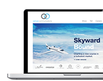 Venture Communications Website