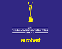 Eurobest 2013 - Young Creatives Competition - Portugal