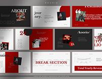 Koorio - Modern Creative Agency Presentation