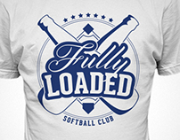 Fully Loaded Shirt Design