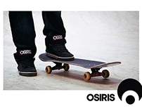 Osiris Shoes - Photographs for Advertising