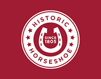 Historic Horseshoe Branding
