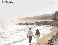 Κατασκευή ιστοσελίδας designartproduction
