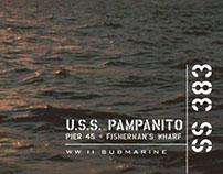 Pampanito Submarine