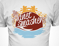 Planet Smashers Shirt Design