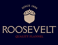Roosevelt Quality Flannel