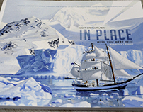 IN PLACE: Wish You Were Here Limited Edition Art Book