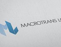 Logo for Macrotrans Logistics