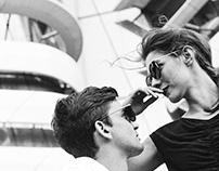 品牌眼镜电商海报拍摄Glasses brand advertising shot