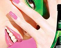 Midori Liquer: Branding Campaign