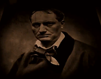 Video tribute to Charles Baudelaire