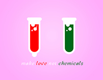 Make Love Not Chemicals